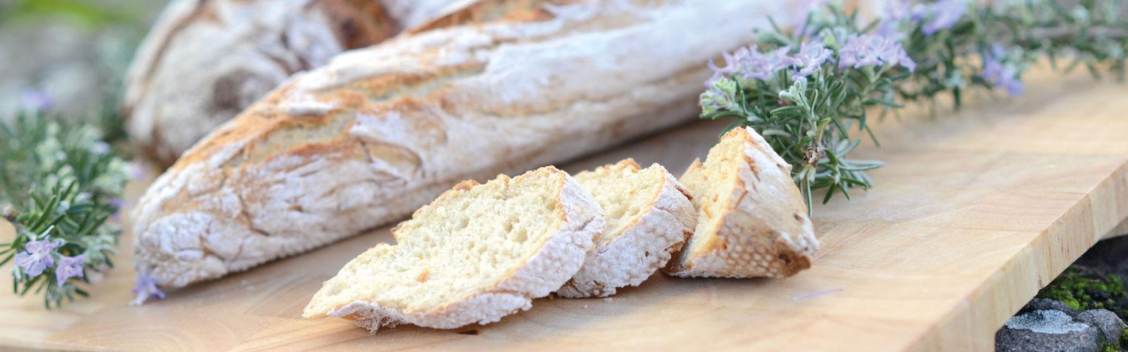 Hofladen Karpenhaus Ratingen Homberg, selbst gebackenes Brot
